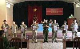 TP HCM quyết định tha tù trước thời hạn cho 40 người