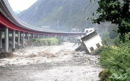 Nguy cơ lũ lụt nghiêm trọng tại Trung Quốc
