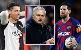 Jose Mourinho chỉ ra cầu thủ xuất sắc nhất mình từng chứng kiến: Không phải CR7, cũng chẳng Messi!