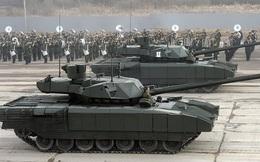 Nga toan tính gì khi đưa siêu tăng Armata sang chiến trường Syria?