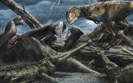 Phát hiện vùng tử thần nguy hiểm nhất trái đất: Thánh địa quái thú
