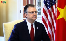 Đại sứ Mỹ tại Việt Nam lên án Trung Quốc lợi dụng Covid-19 gây hấn ở Biển Đông