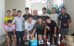 """Dàn khách mời """"khủng"""" tham dự bữa tiệc sinh nhật của Lương Xuân Trường: Thầy Park góp mặt"""