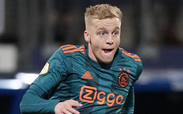 Real Madrid, MU và Juventus chạy đua giành sao của Ajax