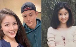 Lâm Tâm Như hồi tưởng nhan sắc tuổi 16, Hoắc Kiến Hoa lại hí hửng chụp hình cùng gái trẻ vì niềm vui mới này