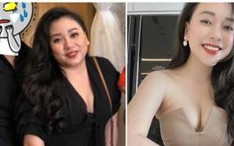 """Cô em họ Hoa hậu Mai Phương Thúy """"lột xác"""" sau khi giảm 25kg, không ai ngờ mẹ bỉm sữa ngày nào lại có thân hình gợi cảm đến vậy"""