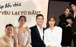 """Khi các cặp đôi sao khiến Vbiz nổi bão vì """"yêu lại từ đầu"""": Hương Giang - Hồ Hoài Anh trở lại sau ly hôn, Linh Rin - Phillip nhanh đến chóng mặt"""