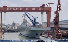 Sức mạnh trên biển mới của Trung Quốc tăng thêm sức ép cho Đài Loan