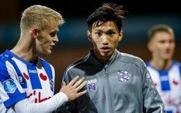 Heerenveen bất ngờ đổi kế hoạch với Đoàn Văn Hậu?