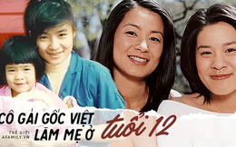 """Câu chuyện cuộc đời của cô gái gốc Việt làm mẹ ở tuổi 12 vì bị cưỡng bức ở nhà vệ sinh trường: """"Con gái tôi chính là phép màu bước ra từ thảm kịch"""""""