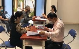 Quận Thanh Xuân hoàn thành chi trả trên 90% cho người khó khăn do dịch Covid 19