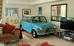 Tuyển tập những ngôi nhà có thiết kế nội thất khiếp đảm đến nỗi không ai dám mua