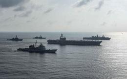Tham vọng tàu sân bay giúp Trung Quốc cạnh tranh với Mỹ?