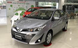 Toyota lần đầu sụt giảm doanh số sau 8 năm
