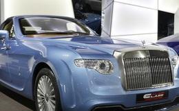 Cận cảnh Rolls-Royce Hyperion độc nhất thế giới