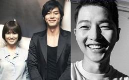 """Động thái đầu tiên của Song Joong Ki trước tin đồn Song Hye Kyo """"yêu lại từ đầu"""" với Hyun Bin"""
