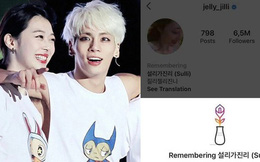 Instagram của Jonghyun, Sulli và Goo Hara đồng loạt cập nhật trạng thái đặc biệt, khiến hàng trăm fan bật khóc