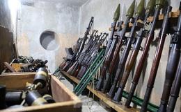 Bên trong hầm bí mật từng chứa hàng tấn vũ khí của biệt động Sài Gòn