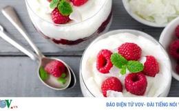 Chuẩn bị bữa sáng với 8 thực phẩm lành mạnh và đủ dinh dưỡng