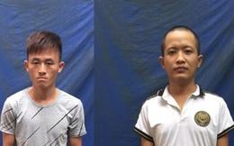 Hai người đàn ông vượt hơn 1.200 km để trốn truy nã