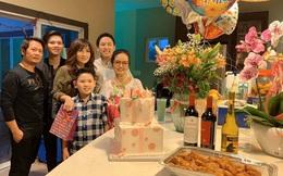 Ấm lòng hình ảnh vợ cũ đưa 3 con trai tới mừng sinh nhật của mẹ Bằng Kiều, gây chú ý nhất là món quà cực kỳ đắt đỏ