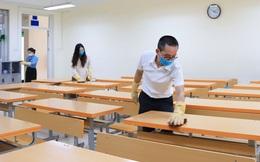 Đón học sinh trở lại trường: Chuẩn bị mọi điều kiện tốt nhất