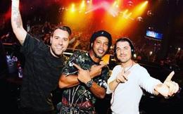 Hợp đồng khó tin của Ronaldinho: Một tuần 2 đêm say