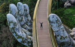 Cầu Vàng vượt qua 10.000 đối thủ giành chiến thắng giải nhiếp ảnh Architecture 2020, một địa danh khác của Việt Nam cũng lọt top đề cử