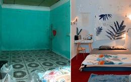 Cô vợ chi 15 triệu tự tay cải tạo căn phòng xập xệ, bật mí loạt kinh nghiệm cho team muốn decor nhà cửa 1 mình
