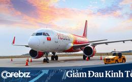 Vietjet Air lỗ 989 tỷ đồng quý 1/2020, thấp hơn dự kiến