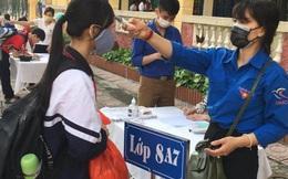 Thanh niên Thủ đô đồng hành cùng học sinh, sinh viên trở lại trường