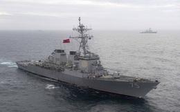 Chiến hạm Mỹ đến Biển Barents lần đầu tiên trong 3 thập niên