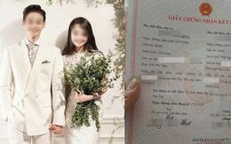 """Xôn xao thông tin cặp đôi yêu nhau mới 18 ngày đã đăng ký kết hôn bị hủy đám cưới vì cô dâu phát hiện chú rể """"cắm sừng"""" ngay trước hôn lễ?"""