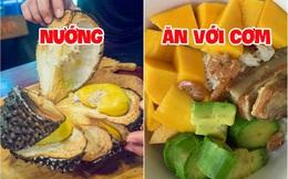 """Những cách ăn trái cây """"không giống ai"""" của người Việt chúng ta, toàn là những món đặc sản kỳ lạ chắc chắn bạn chưa thử bao giờ"""