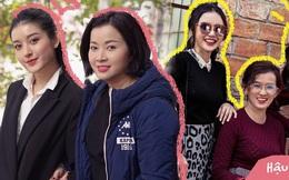 """Khi mẹ của các sao Việt sở hữu ngoại hình """"cực phẩm"""" chẳng kém con gái: Mẹ Angela Phương Trinh chuẩn mỹ nhân từ gương mặt đến body, nhìn làn da của mẹ Huyền My mà ghen tị"""