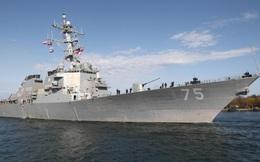 Mỹ điều khu trục hạm đến biển Barents lần đầu tiên từ Chiến tranh Lạnh