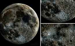 Ấn tượng bức ảnh chụp bề mặt của mặt trăng rõ nhất thế giới, từng miệng núi lửa hiện lên chi tiết hơn bao giờ hết