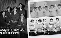 Cuộc đời gian truân của 5 chị em trong ca sinh 5 đầu tiên trên thế giới: Làm trò mua vui cho thiên hạ rồi bị cha đẻ lạm dụng