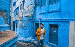 """Theo chân chàng trai Việt khám phá thành phố """"xanh ngắt như bầu trời"""" ở Ấn Độ"""