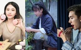 """Vlogger Trung Quốc khai phá con đường mới: """"Thánh ăn công sở"""" độc đáo với cách nấu riêng biệt, """"Tiên nữ đồng quê"""" thu nhập hàng chục tỷ đồng mỗi năm"""