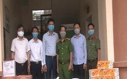 Công an huyện Ba Vì tham gia phòng, chống dịch Covid-19: Bám sát địa bàn, vào cuộc tích cực