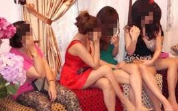 """Quảng Bình: Bắt quả tang 4 """"chân dài"""" đang bán dâm cho khách, với giá 500.000 đồng/lượt"""