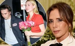 """Không chỉ đăng ảnh tình tứ cùng cậu cả nhà Beckham, cô nàng diễn viên xinh đẹp lại còn biết """"nịnh"""" mẹ bạn trai bằng cách tinh tế như thế này đây"""