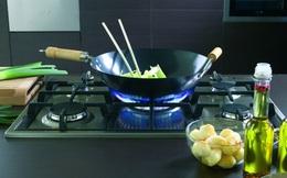 Chuyên gia cảnh bảo: Nấu bằng bếp gas làm không khí trong nhà ô nhiễm gấp 5 lần so với không khí ở ngoài trời