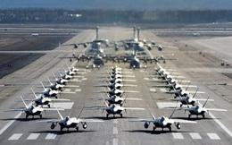 Mỹ phô diễn lực lượng không quân ở Bắc Cực đối phó Nga, Trung Quốc