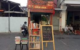 Độc đáo quán cà phê cho khách trả tiền bằng sách ở Sài Gòn