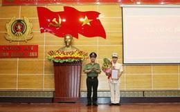 Quảng Bình có tân phó giám đốc Công an tỉnh