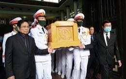 Thủ tướng: Ông Nguyễn Đình Hương suốt đời lo việc nước, việc dân