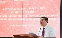 Tư tưởng, lời dạy của Chủ tịch Hồ Chí Minh tiếp tục là ngọn đuốc soi đường để Hà Nội phát triển phồn vinh