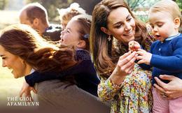 Công nương Kate - người mẹ đặc biệt của hoàng gia, dạy 3 người con theo cách của riêng mình
